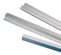 Aluminium building system extrusions