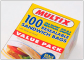 Resealable Bags