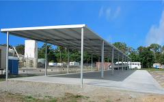 Carport for cars
