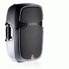 JBL:EON Loudspeaker system powered 2 way;380 mm LF