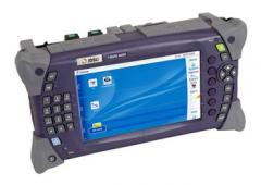 MTS-4000 multiple services test platform