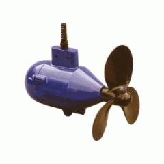 Under Water Power Generator, Ampair