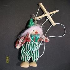Italian Puppet