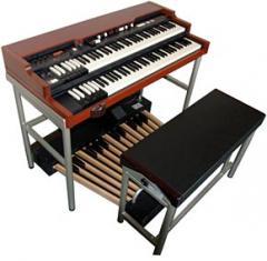 Contemporary Organs