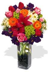 Exuberant Bouquet