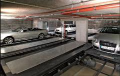 Automatic Parking System, Levelparker 570