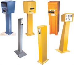 Car Parking Fee Collection Equipment
