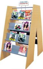 Magazine Display Unit