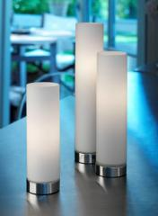 Table Lamps, Tube Trio