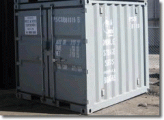 8 Foot Shipping Containers
