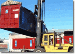 40 ft Heavy Duty Shipping Container