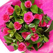 Coloured Rose Bouquet