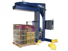 Overhead Straddle Stretch Wrapping System, S300XT