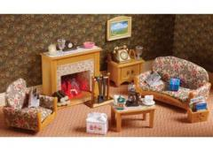 Sylvanian Families - Country Living Room Set