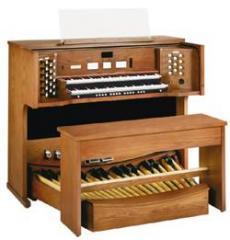 Allegiant 677 Organ