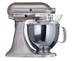 KSM150 Brushed Nickel Mixer
