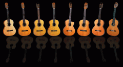 Admira Classical Acoustic Guitars