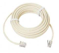 Modem Telephone Modular Cable