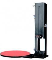 Standard break stretch pallet wrapping machine