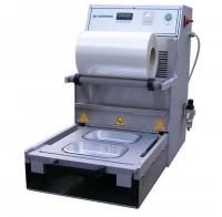 D-Tray sealer 500 tray lidding machine