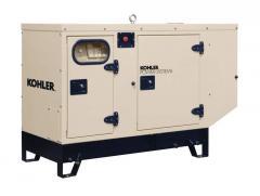 Single Phase Diesel Generator
