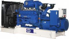 Diesel Generators, 900 - 2200 kVA