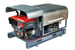 Centre Pivot Generators