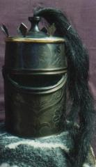 Pot Helm With PigTail