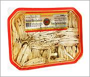 Agostino Recca White anchovies