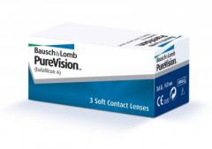 Bausch & Lomb PureVision Contact Lenses