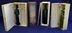 Wine Bottle Wooden Boxes