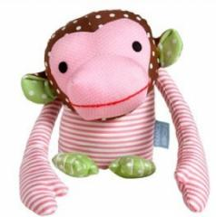Franck & Fischer Lea Pink Monkey
