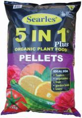 Searles 5 IN 1 Plus Pellets