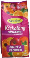Searles Kickalong Organic Fruit and Flower Plant