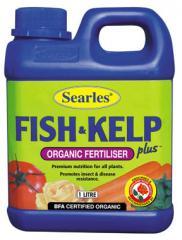 Searles Fish & Kelp Plus Fertiliser