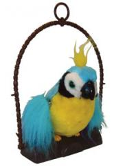 Polly the Insulting Parrot Toy