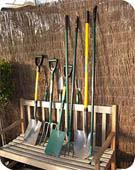 Streuth Gardening Tools and Equipment