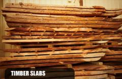 Our Timber Slabs