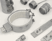 Band, plate and strip heaters