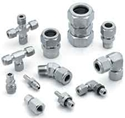 Swagelok® gaugeable tubing fittings and adapter