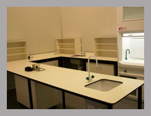 Laboratory Working Surfaces