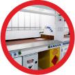 Standard Pvc Fume Cupboard