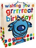 Gift bags - 3D birthday