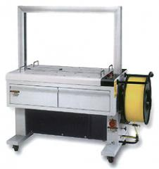 Semi Automatic and Automatic Strapping Machines