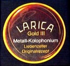Larica Gold Rosin