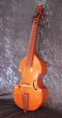 Uniquely Australian Bass Lyra Gamba