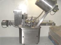 Automatic Filling Machine, Primo y Colussi