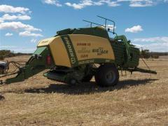 Krone 12130 Hay Equipment