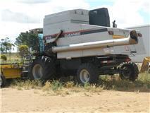 Agco R72 Harvester