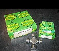 Torque master universal joints